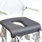 Swift Mobile Tilt - Comfort Seat - A seat pad which makes the recess opening a little smaller.