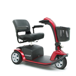 Victory® 10 3-Wheel Scooter - The Victory® 10 series offers added styl
