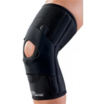 "Hinged Lateral ""J"" - An improved design of a dependable patella support, Lateral ""J"""