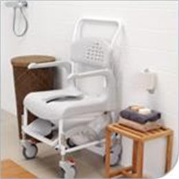Bundled Clean Incl./ Soft Seat & Back, Pan w/ Lid, Panholders - Height Adjustable - Image Number 26455