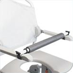 Swift Mobile Tilt - Crossbar - For safety and additional support. 